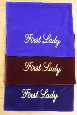 First Lady Pew Markers