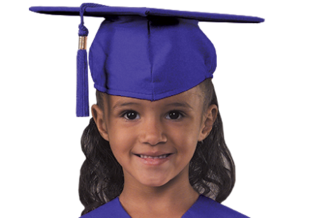 MiniGrad Cap & Tassel - Thomas Creative Apparel