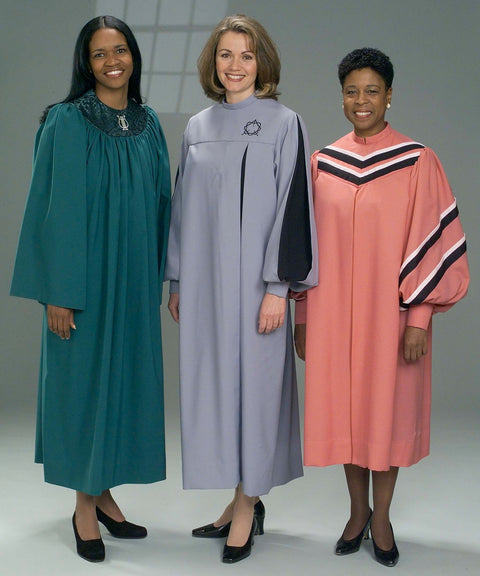 6400 2001 6602 Choir Robes - Thomas Creative Apparel