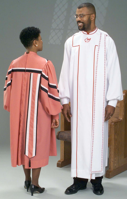 6602 6506 Choir Robes - Thomas Creative Apparel