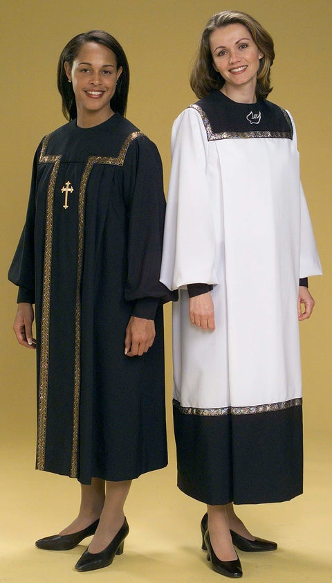 6506T 2007T Gospel Choir Robes - Thomas Creative Apparel