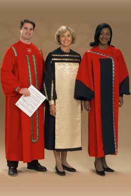 2003T 6519T 6702T 2202T Gospel Choir Robes