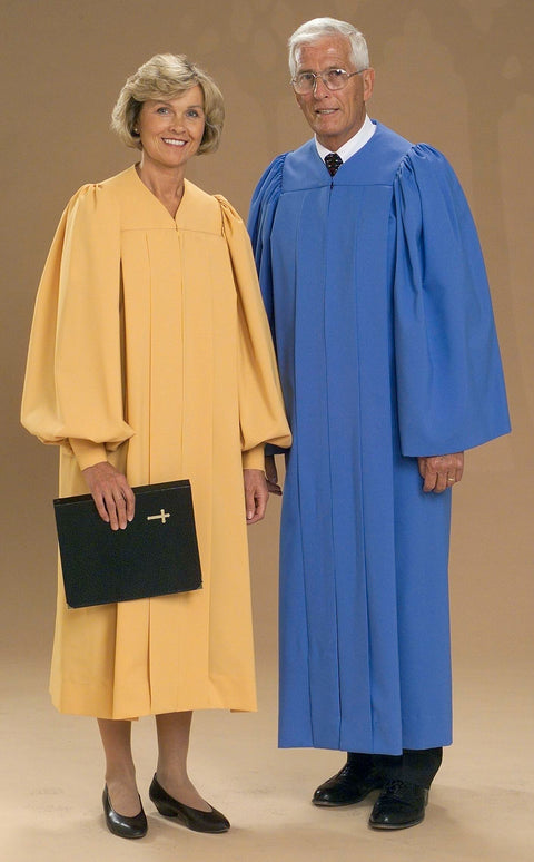 7726 7801 7726D 7801D Choir Robes - Thomas Creative Apparel