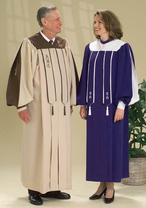 7754 7759 Choir Robes - Thomas Creative Apparel