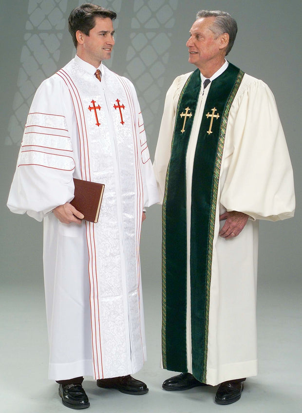 4434 4436T Clergy Robes - Thomas Creative Apparel
