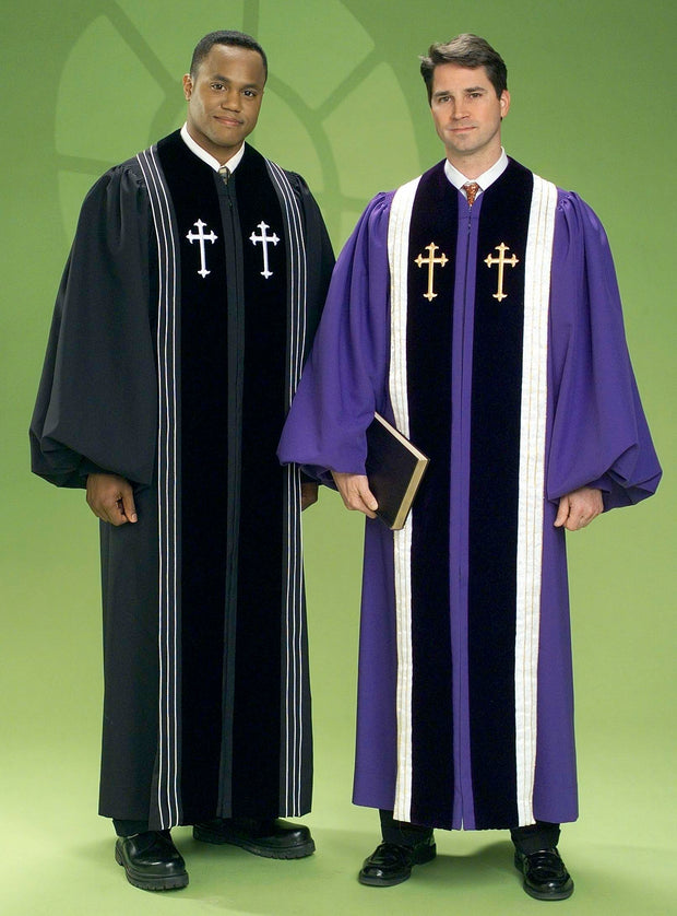 4436 4435 Clergy Robes - Thomas Creative Apparel