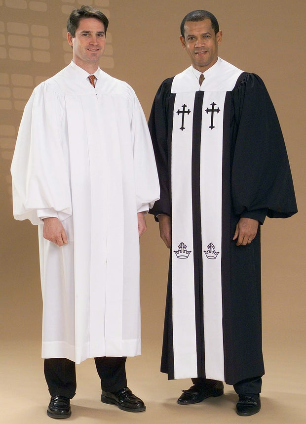 4420 4421 Clergy Robes - Thomas Creative Apparel