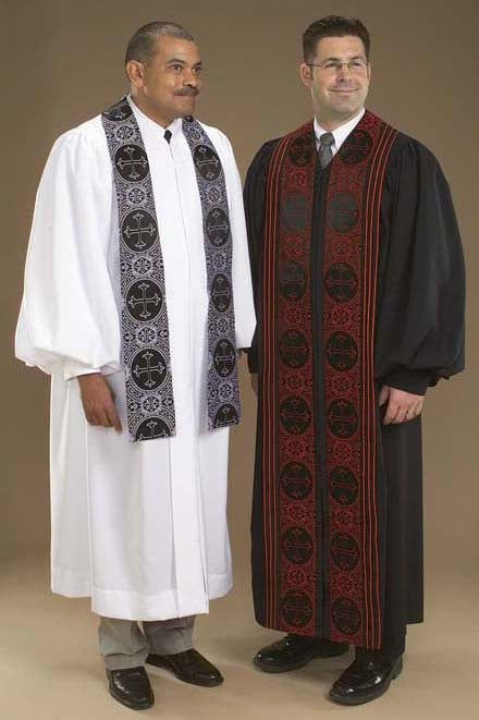 4600 4450 Clergy Robes - Thomas Creative Apparel