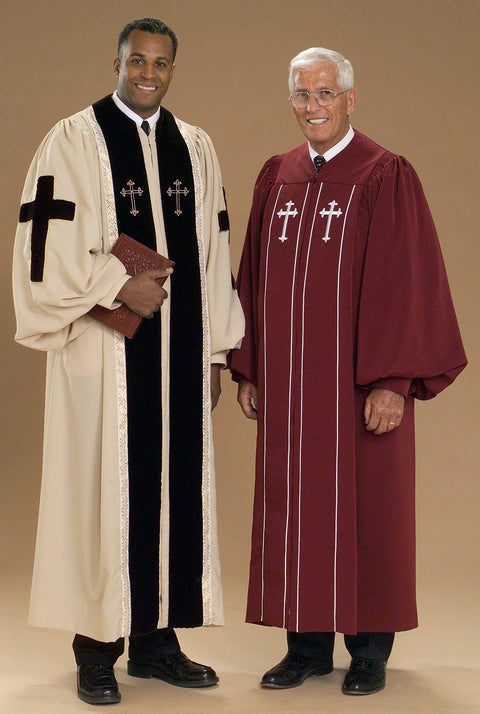 4437T 4443 Clergy Robes - Thomas Creative Apparel
