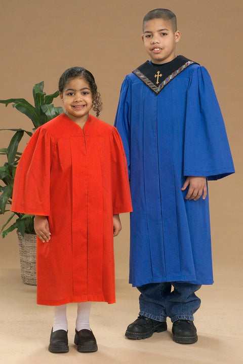 3300 9902J Youth Choir Robes - Thomas Creative Apparel