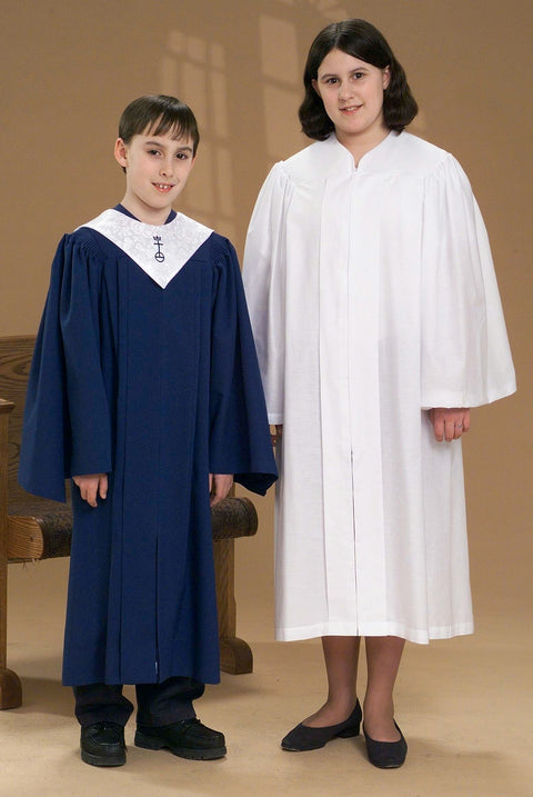 8850J 9902J Youth Choir Robes - Thomas Creative Apparel