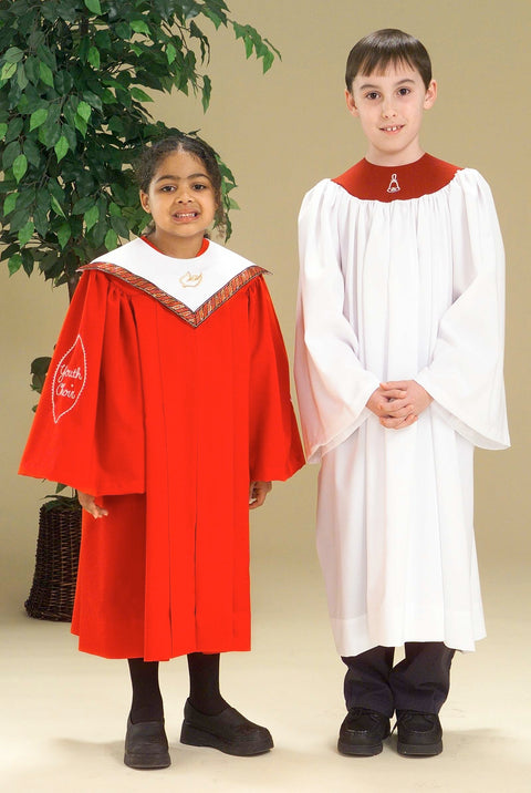 3309 3100 Youth Choir Robes - Thomas Creative Apparel