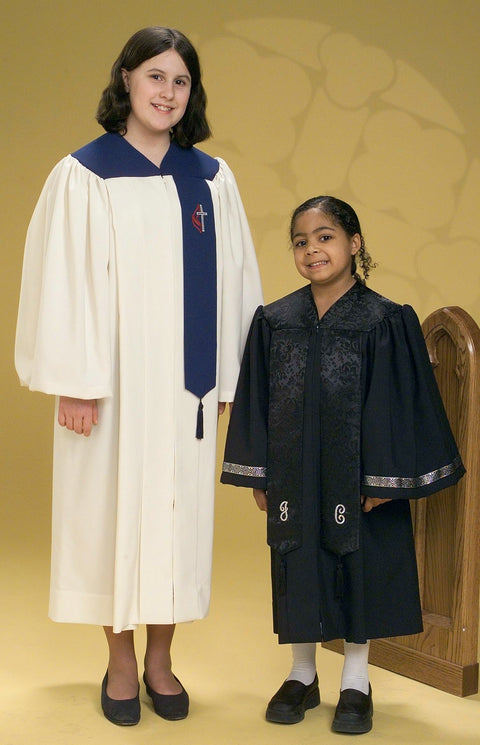 3314 7731JT Youth Choir Robes - Thomas Creative Apparel