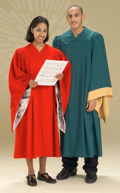 8216 8218 School Choir Robes - Thomas Creative Apparel