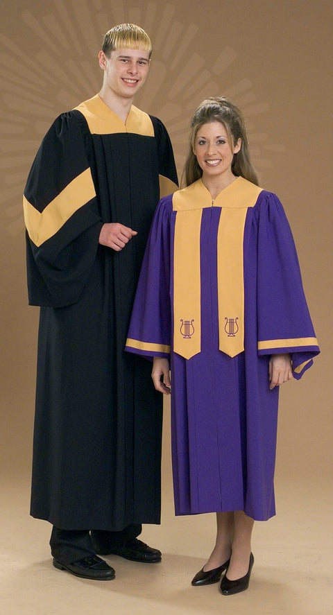 8801 8863 School Choir Robes - Thomas Creative Apparel
