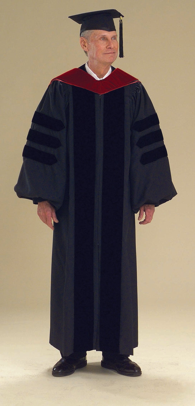 4431 4503 9002 9353 School Doctoral Robe - Thomas Creative Apparel