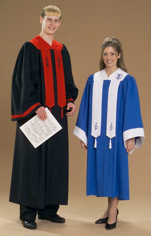 7731 8210 School Choir Robes - Thomas Creative Apparel
