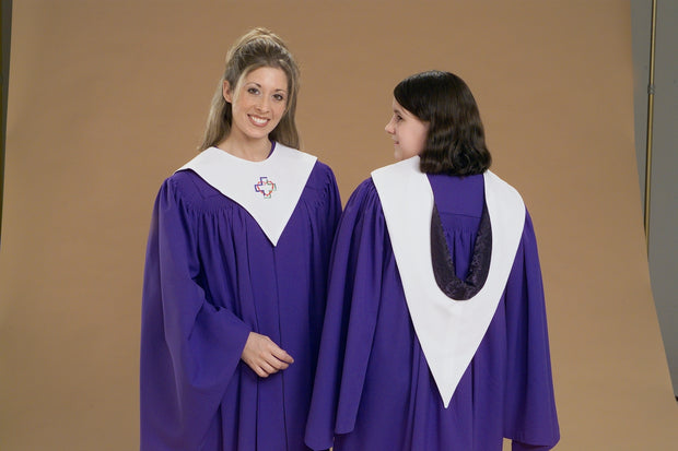 9924 Choir Stole - Thomas Creative Apparel