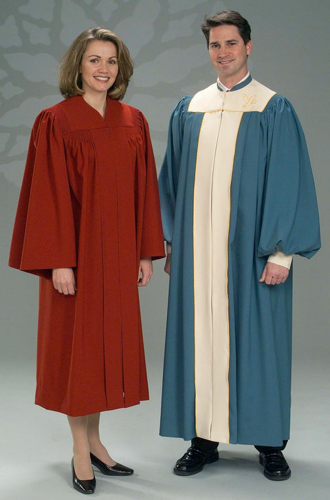 8851 8849CB Choir Robes - Thomas Creative Apparel