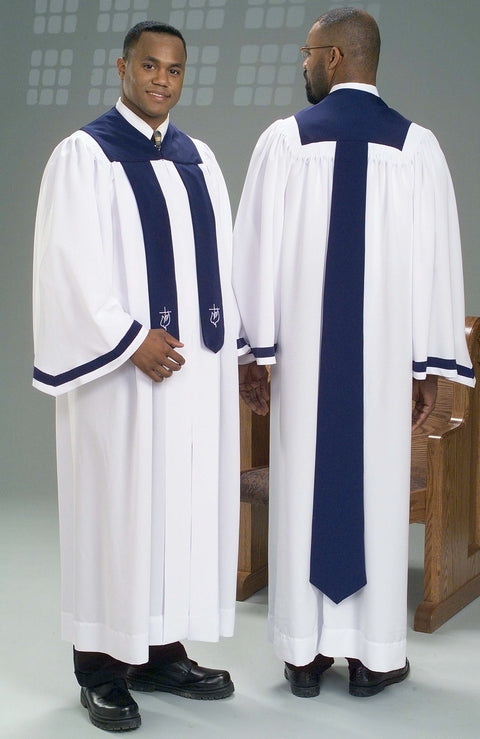 8863 Choir Robe - Thomas Creative Apparel