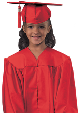 Load image into Gallery viewer, MiniGrad Cap & Gown Sets