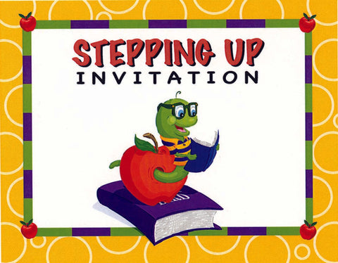 5927 Stepping Up Invitations