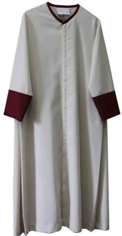 2231V RAC Cassock (42 D) - Thomas Creative Apparel