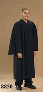 8850 School Choir Robe - Thomas Creative Apparel