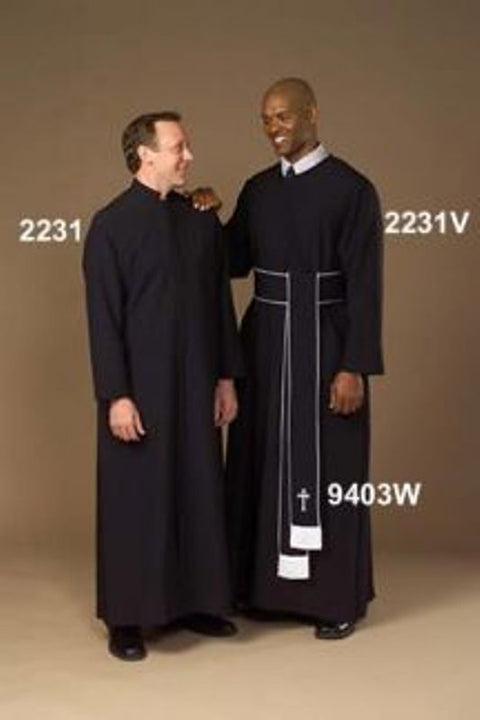 2231 2231V 9403W Cassocks & Cincture - Thomas Creative Apparel