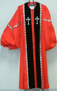 4436T SPL Clergy Robe