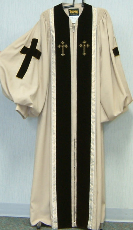 4437T Clergy Robe - Thomas Creative Apparel