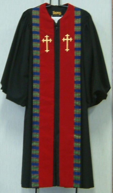 4436K Clergy Robe - Thomas Creative Apparel
