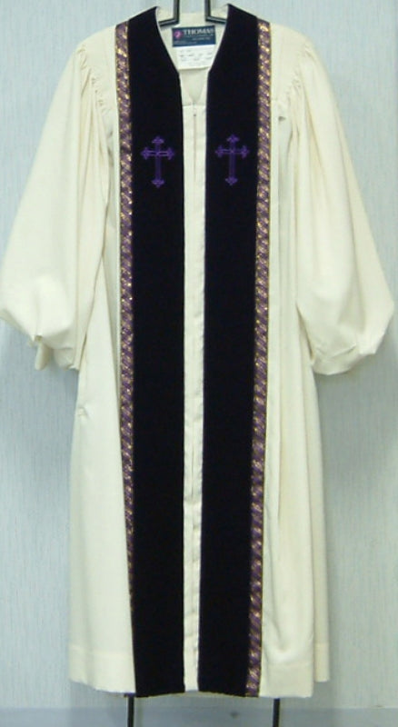 4450T Clergy Robe - Thomas Creative Apparel