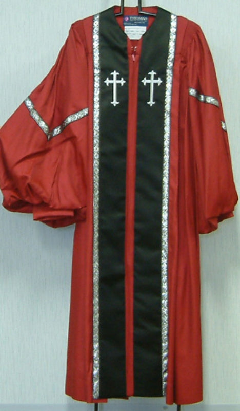 4436T SPL Clergy Robe - Thomas Creative Apparel