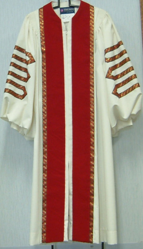 4434T Clergy Robe - Thomas Creative Apparel