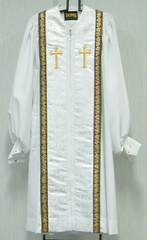 4441V Clergy Robe - Thomas Creative Apparel