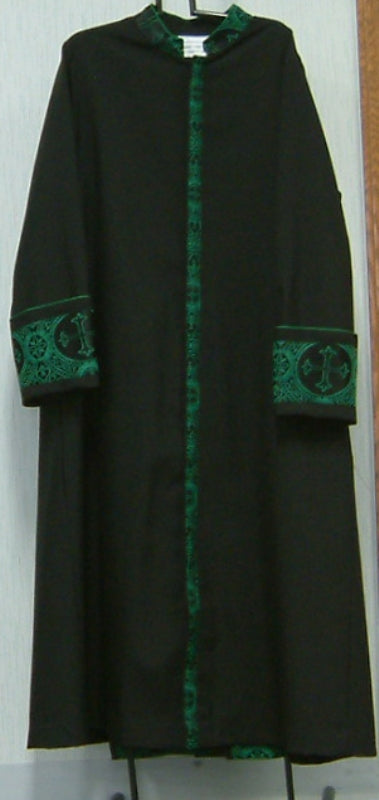 2231 RAC Cassock (54 E) - Thomas Creative Apparel