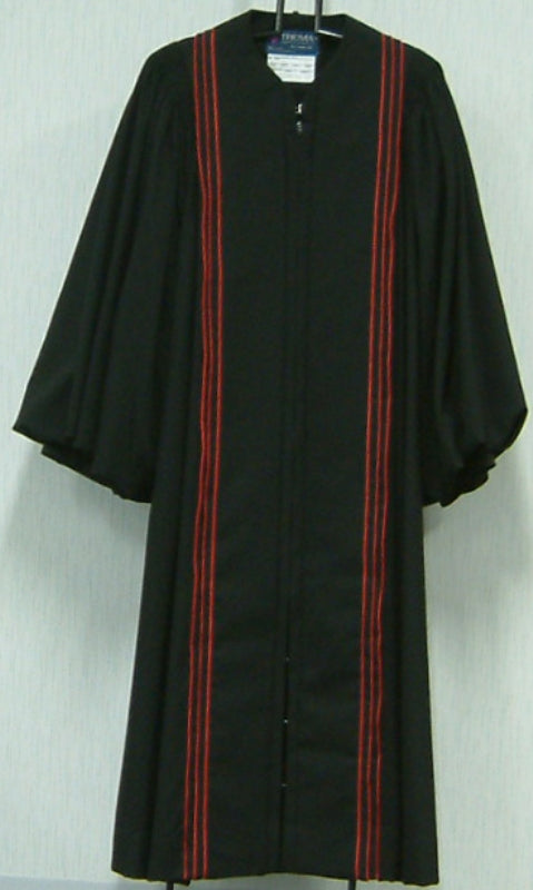 4420 SPL CLergy Robe - Thomas Creative Apparel