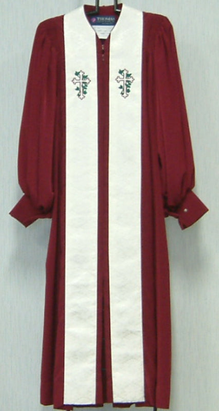 4433AC Clergy Robe - Thomas Creative Apparel