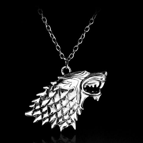 Game of Thrones House Emblems Necklace.