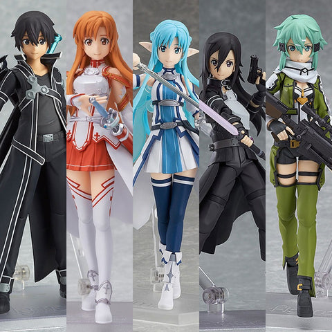 Anime Sword Art Online Boxed Action Figure