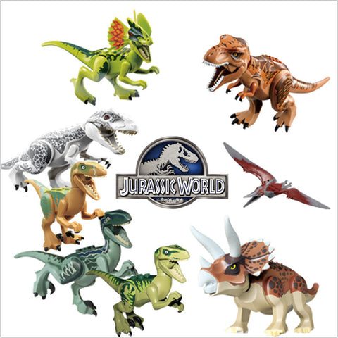 Jurassic Single Dinosaurs lego
