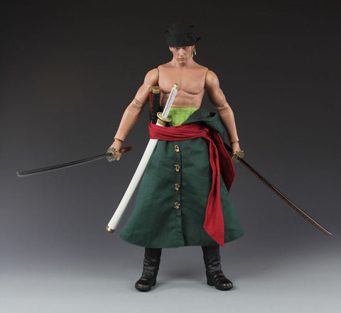 One Piece Roronoa Zoro Action Figure Model
