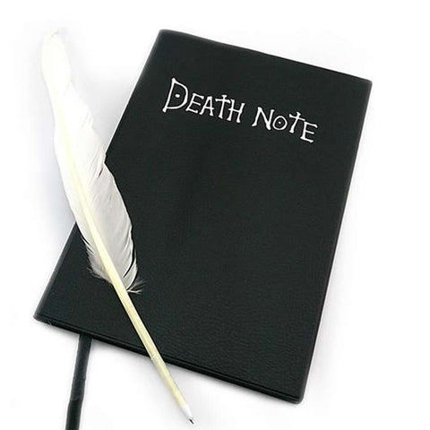 Anime Theme Death Note Writing Journal