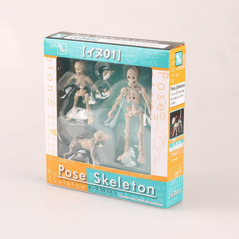 3 pcs/lot Skeleton Figures
