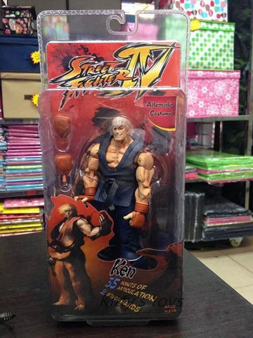 Street Fighter action figure