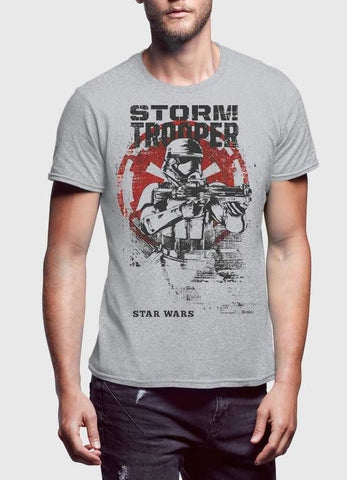 STORM TROOPER Half Sleeves Tshirt