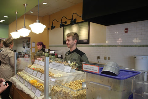 KuKuRuZa Gourmet Popcorn Shops | Downtown Seattle
