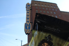 KuKuRuZa Gourmet Popcorn at Paramount Theater Seattle