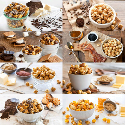 Caramel Corn Creations